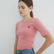 Logo Point Crop T