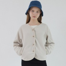 Bubble Button Fleece JK