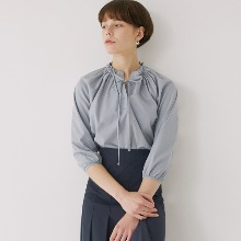 [리퍼브] Blin Ribbon Blouse