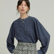 Puff Sleeve Knit MTM